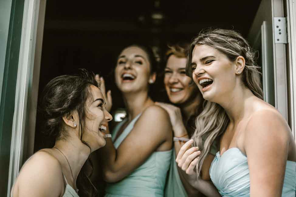 Bride and Bridesmaid services at the best beauty parlour near you